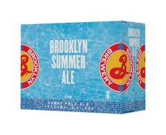 Brooklyn Summer Ale / 12-pack cans