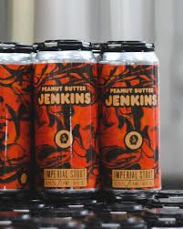 Thin Man Peanut Butter Jenkins / 4-pack cans
