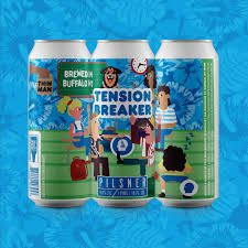 Thin Man Tension Breaker / 4-pack cans