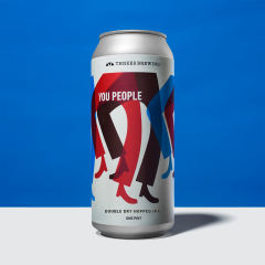 Threes Brewing DDH You People / 4-pack cans