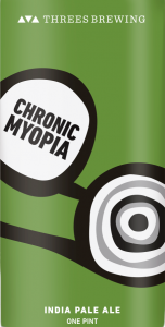 Threes Brewing Chronic Myopia/ 32oz Crowler