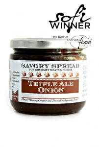 Wozz! Triple Ale Onion Spread