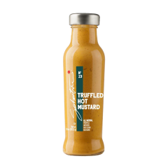 Sabatino Truffled Hot Mustard - 10 oz Bottle