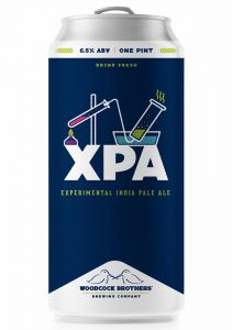 Woodcock Brothers Brewery XPA  / 4-pack cans