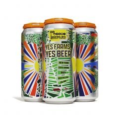 Industrial Arts Brewing YES FARMS, YES BEER / 4-pack cans