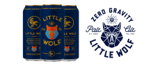 Zero Gravity Little Wolf / 4-pack cans