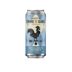 Ommegang Idyll Days Pilsner / 4-Pack cans