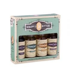 Scrappy's New Classics Bitters 4 Pack