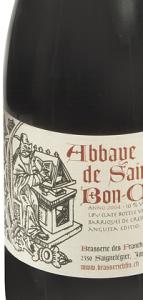 BFM Abbaye de Saint Bon-Chien (Various Vintages) / 750 ml bottle