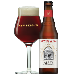 New Belgium Brewing Company Abbey / 6-Pack bottles