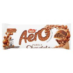 Aero Milk Chocolate Bar