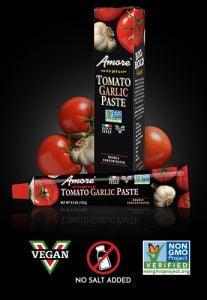 Amore Tomato Garlic Paste