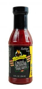 Anchor Bar Hotter Sauce 12 oz