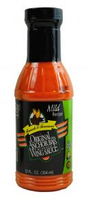 Anchor Bar Mild Sauce 12 OZ