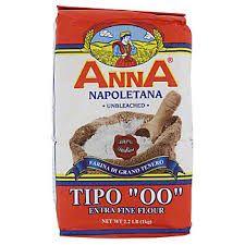 Anna Napoletana Tipo Xtra Fine '00' Flour 2.2 LBS