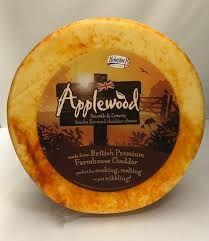 Applewood Smoked Cheddar (8-9 oz piece)