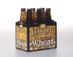 Ithaca Apricot Wheat / 6-pack bottles