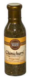 Gaucho Ranch Chimichurri Sauce - 12.5 oz Bottle