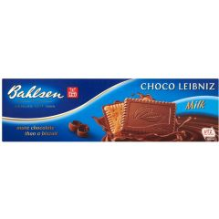 Bahlsen Choco Leibniz - Milk Chocolate Covered Cookie 4.4 OZ