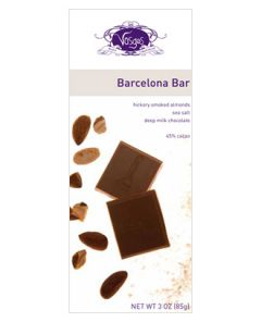 Vosges Barcelona Exotic Chocolate Bar 3 OZ