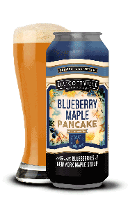 Ellicottville Brewing Company Blueberry Maple Pancake / 4-pack cans