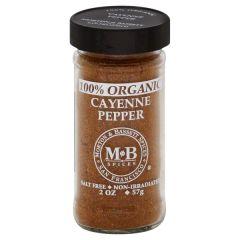 Morton & Bassett Organic Cayenne Pepper