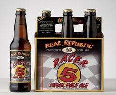 Bear Republic Racer 5 IPA / 6-pack bottles