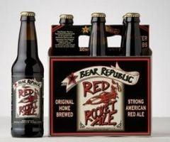 Bear Republic Red Rocket Ale / 6-pack bottles