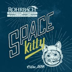 Rohrbach Space Kitty / 4 Pack of Cans