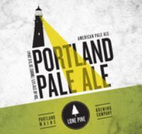 Lone Pine Portland Pale Ale / 4-pack cans