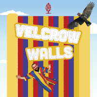 Beer Tree Velcrow Walls / 4-pack cans