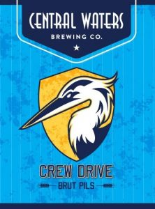 Central Waters Brewing Crew Drive - 6 Pack of Cans