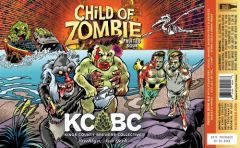KCBC Child of Zombie - 4 Pack of Cans