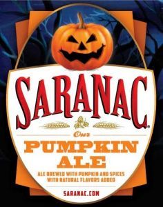 Saranac Pumpkin Ale / 6-pack bottles