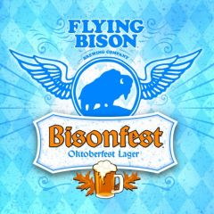 Flying Bison Bisonfest - 6 pack of 12 oz Bottles