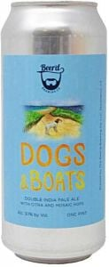 Beer'd Brewing Company Dogs & Boats / 4-pack cans