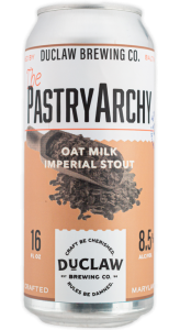 DuClaw Brewing Company The PastryArchy Oat Milk / 4-pack cans