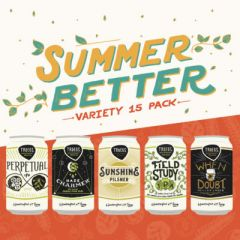 Troegs Summer Better Variety / 15-pack cans