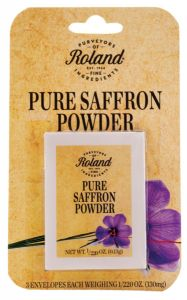 Roland Saffron Powder