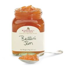 Stonewall Kitchen Bellini Jam 12.5 OZ