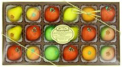 Bergen Marzipan Fruit 8 OZ