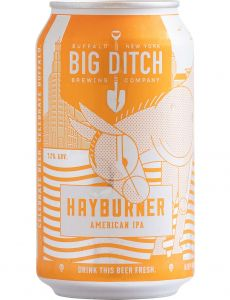 Big Ditch Hayburner IPA / 6-pack cans