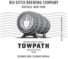 Big Ditch Towpath / 4-pack cans