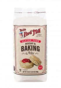 Bob's Red Mill Gluten Free Biscuit & Baking Mix 24 oz Bag