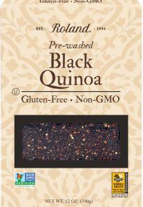 Roland Black Quinoa