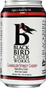 BlackBird Cider Works Chandler Street Cherry / 4-pack cans