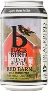 BlackBird Cider Works Red Barn Farm Style / 4-pack cans