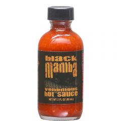 Black Mamba Venomous Hot Sauce