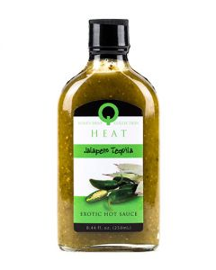Blair Q Jalapeno Tequila Hot Sauce & Marinade 8.44 OZ
