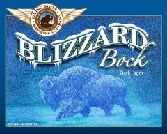 Flying Bison Blizzard Bock / 6-pack bottles